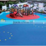 Outdoor Colour EPDM Tile