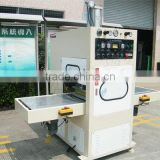 cloth and leather high frequency beauty embossing machine
