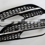 2014 new Fog lamp cover for Audi A3 S3 RS3 grille