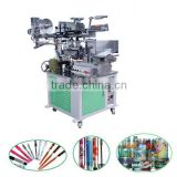 fast speed plastic lighters heat transfer machine with printing machine rubber roller TH-50A