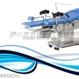 Movable panel control electric gynaecology examination table