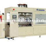 XC46-71/122A2-WP Full Automatic High Speed Thermoforming Fast Food Containers Making Machines