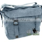 Military Canvas Messenger Kit Bag