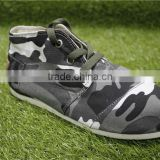 Vietnam optical camouflage rubber sole Military canvas shoes