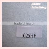 impregnating non-woven fabric for garment interlining