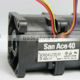SANYO FAN San Ace 40 9CR0412S530 4056 12V 1.1A 9CR0412S530 High speed violent fan 40x40x56mm
