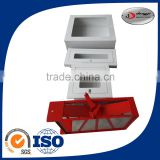 Custom precision electronic instrument enclosures wall mounted safe box                                                                         Quality Choice