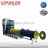 Horizontal Nano Milling Machine For TiO2 Powder / Hard Metals And Minerals, Bead Milling Machine