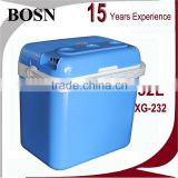 12V Car Cigarette 23kg commercial cube ice maker for Camping