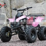 QWMOTO CE Chain Drive 4 stroke 125cc Beautiful China China ATV 125cc Quad Bikes 125cc Big foot China ATV 125cc China ATV