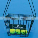 Aluminum Tennis ball cart,tennis collecting cart