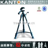 Three Sections Driver Digital USB PC Camera Tripod With Pan Head