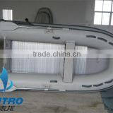HEITRO 1.2mm inflatable boat wtih aluminum floor and 3m PVC inflatable fishing boat and inflatable aluminum floor boat