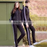 latest design tracksuit for couples and custom titted tracksuit