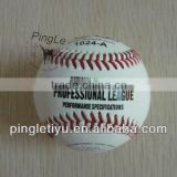 Cowhide Leather Baseball