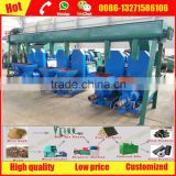 Energy-saving wood sawdust charcoal briquette making machine with big discount