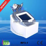 radiofrequencia tripolar beauty machine / min radio frequency rf / tripolar rf machine for face with six polar RF body