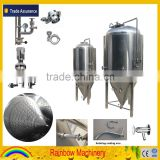 draught beer conical fermenter 1000L,2000L,3000L,5000L,10000L per batch