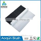 PVC Brush Strip Sweeping Use for DORMA Door Bottom - Manufacturer                                                                         Quality Choice