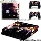 Protective decal covers for ps4 console & controller, skins for ps4 vinyl sticker                                                                                                         Supplier's Choice