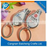 multifunction keychain with nail clippliers/coin holders supplies high quality and best price with custom design
