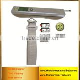 50kg Stainless Steel Digital luggage Scale with 1M tape and Spirit level