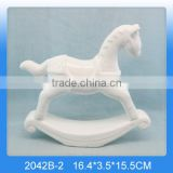 Excellent design ceramic horse figurines for home decoration                                                                                                         Supplier's Choice