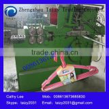 High quality clothes hanger making machine