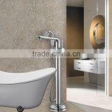 High Quality Floor Standing Water Saving Bathtub Shower Faucet