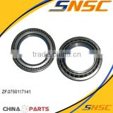 LIUGONG parts ZF transmission spare part ball bearing,needle bearing ZF.0750117 roller bearing
