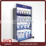POP LED Cosmetics/Skincare Display Stand Exhibition stands displays cosmetics