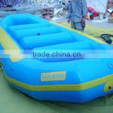 Beautiful professional inflatable battery boat