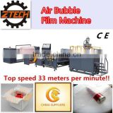 1800mm Single layer 2 rolls Air Bubble film Bag Making Machine