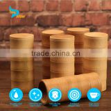 traditional Chinese bamboo drinking cup