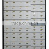Safe deposit box for bank use safe deposit box for hotel lobby use safe deposit locker LK-78