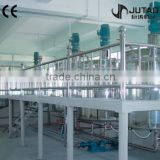 Liquid mixer machine used for detergent production line