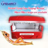 High quality collagen tanning bed / solarium Tanning Bed / Solarium tanning Machine for skin care