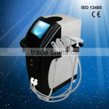 Wrinkle Removal 2013 Multi-Functional Beauty Tattoo Lip Line Removal Equipment E-light+IPL+RF For Nz Sheep Placenta