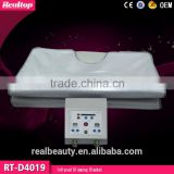Home use portable infrared sauna blanket far infrared Lymph detoxin slimming beauty equipment