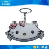 Blank rfid key tags custom hotel tk4100 key fob special offer