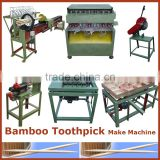 Best Quality Automatic toothpick making machine Suit Any Diameter and Length Toothpick Trade Assurance Payment