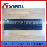 Heavy Duty Warehouse Industrial Rubber Curb Ramp