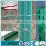 High Quality Metal Guard Rolled Welded Mesh PVC Coated Euro Panel Fence