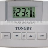 Digital Thermostat for Multistage AC System
