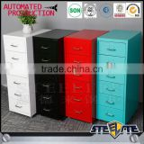 Delicacy lateral filing cabinet multi drawer mobile pedestal cabinet baseball card storage cabinet