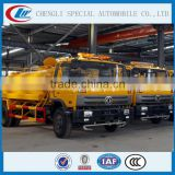 HOT Sale Water Tank Truck 6 wheel Water Bowser Road Sprinkler Dongfeng 4*2 carbon steel 4mm thick