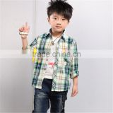 casual cheap wholesale 100% cotton comfaotable kids t-shirt polo shirt for baby boy