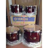 NEW YAMAHA BIRCH CUSTOM ABSOLUTE W/ MAPLE CUSTOM DRUM SET-------1700Euro