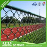 Twisted Edge Fence / Cyclone Wire Mesh / Epoxy Coated Fence