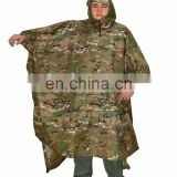 Military Poncho Raincoat
